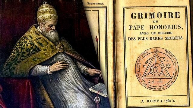 Grimorio del Papa Honorio Tercero