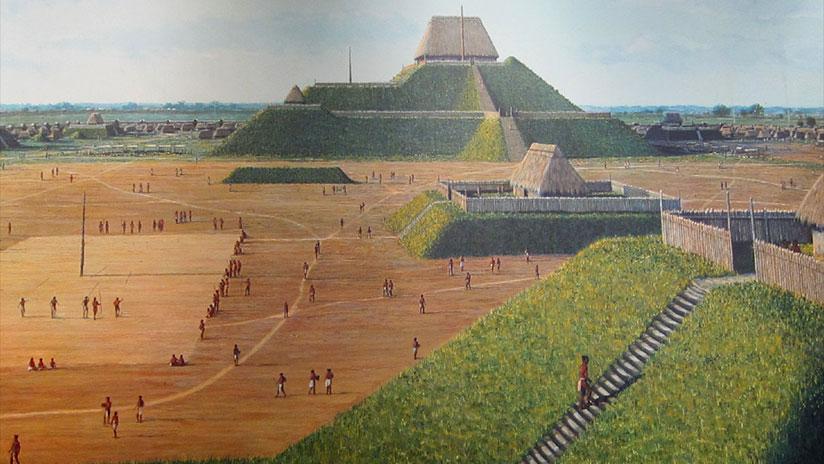 Ciudad de Cahokia