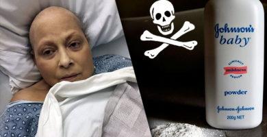 Johnson & Johnson causa cáncer