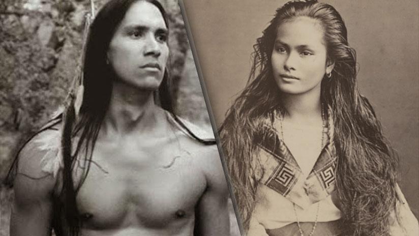 La sobrenatural razón por la que los nativos americanos dejaban sus cabellos largos