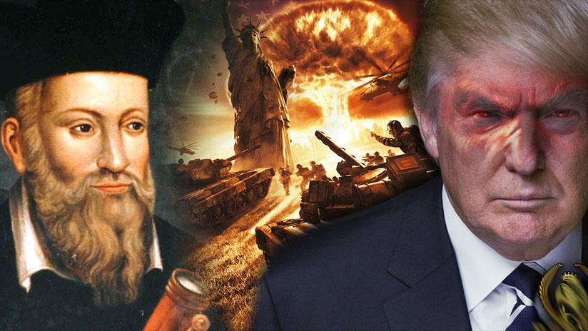 Predicciones escalofriantes de Nostradamus para 2018