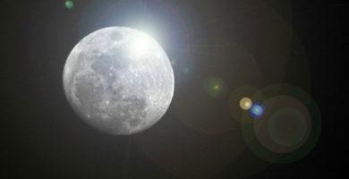 Científicos: La Luna fue creada 1000 años antes que la Tierra