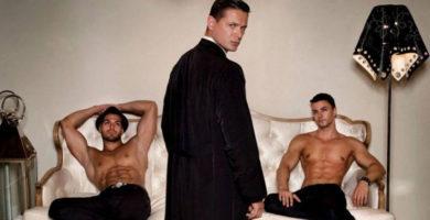 Orgías homosexuales y prostitutos Nuevo escalado sacerdotes italianos