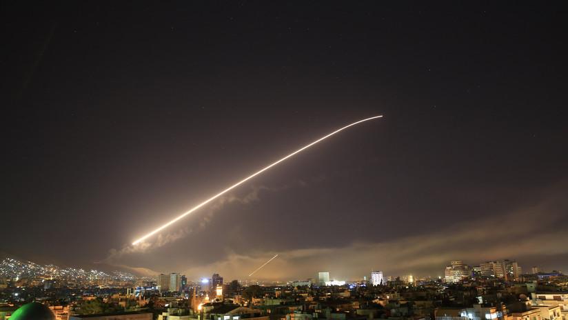 Trump anuncia un ataque conjunto con Francia y el Reino Unido contra Siria