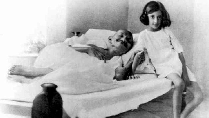 El lado oscuro de Mahatma Gandhi