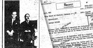 Los documentos desclasificados de la CIA prueban que Hitler vivió después de la Segunda Guerra Mundial