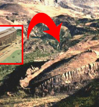 El Arca de Noé ha sido finalmente descubierta