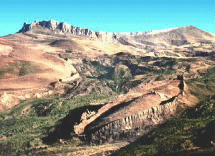 Monte Ararat y el Arca de Noé