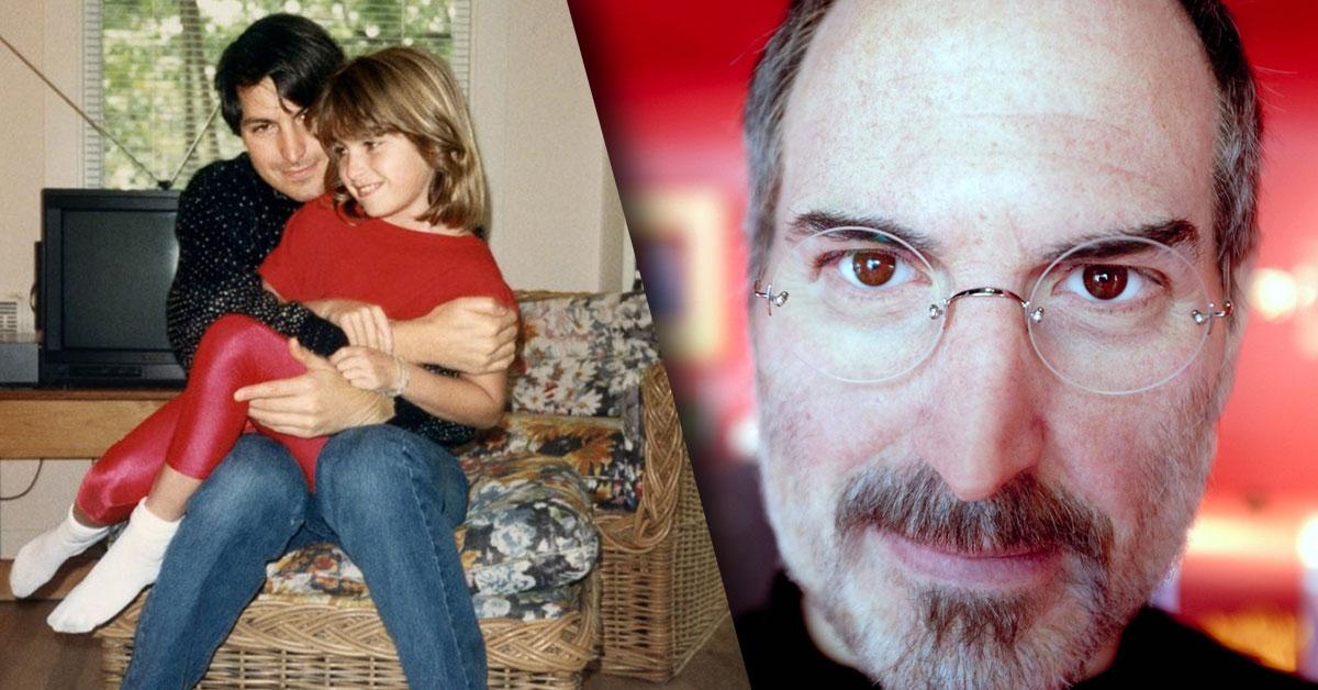 Hija de Steve Jobs revela que su padre la obligaba a ver cómo mantenía intimidad con su madrastra